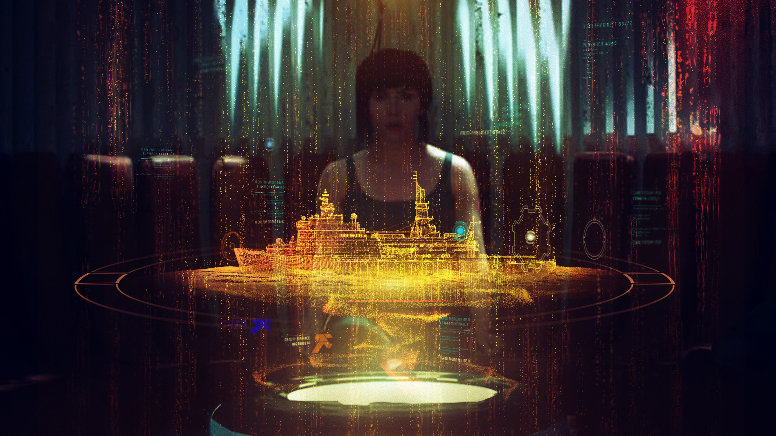 3d Holograms And Digital Sand How Territory Studio Created